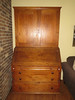 This is a desk built by my great great grandfather who immigrated from Norway in 1849 on the bark Superb.