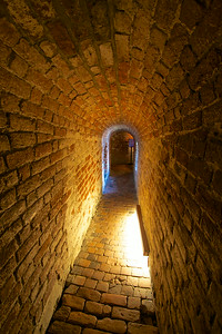 A passage way Akershus Fortress