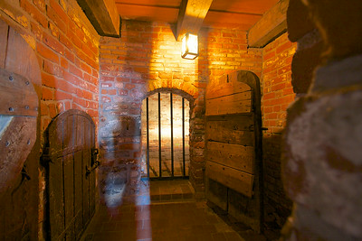 Three doors to the dungeon... Akershus Fortress