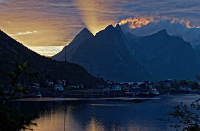 Somewhere near Reine, Lofoten