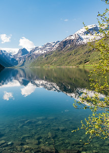 Norway - Olden Lake