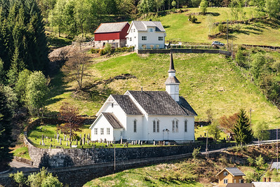Norway - Hellesylt Church