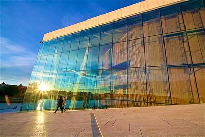 The Norwegian National Opera & Ballet