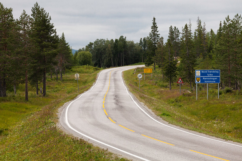 E6 Route, Norway