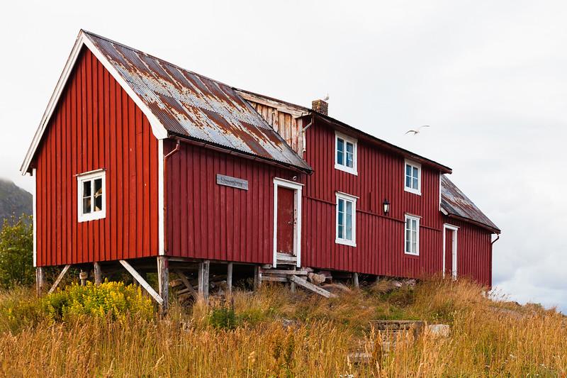 Henningsvær, Austvågsøya, Lofoten, Norway