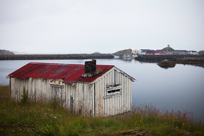 Stø, Øksnes, Vesteralen, Norway