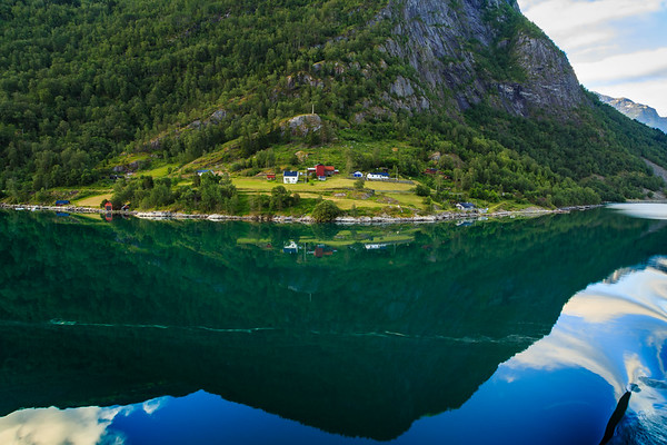 Norway, Waterfalls & Fjords