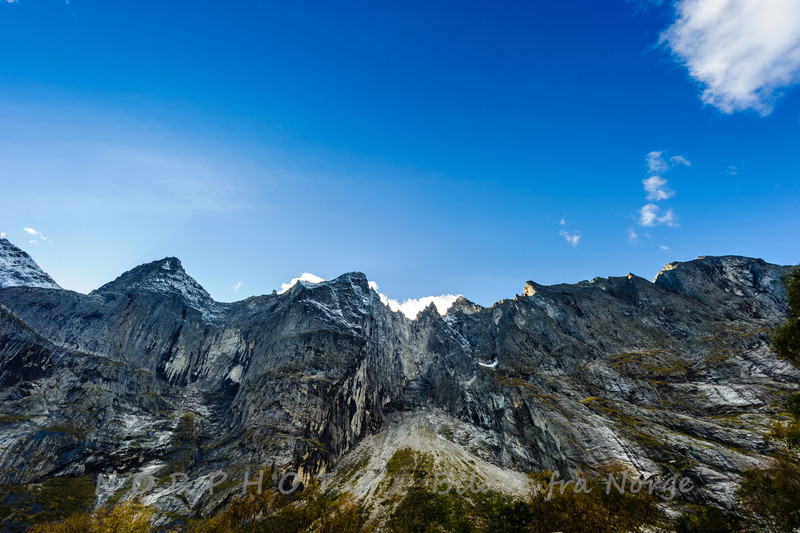 Trollveggen / The Troll Wall