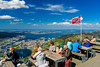 Utsikt fra Ulriken / View from mt Ulriken