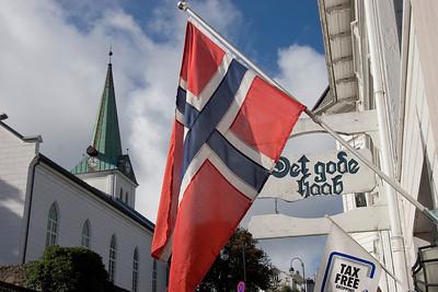 Norwegan flag