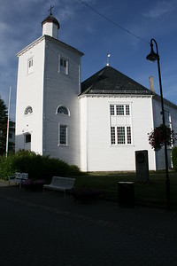 Church in town