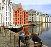 Alesund Canal