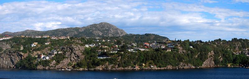 Bergen Sound Panorama