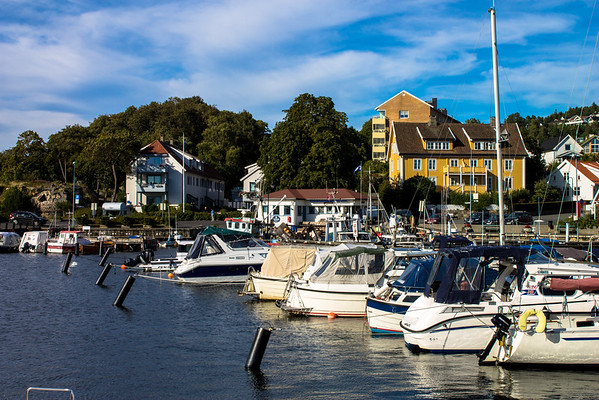 Harbour of Drøbak