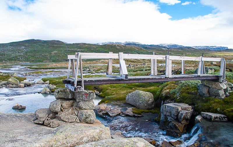 Finse bridge