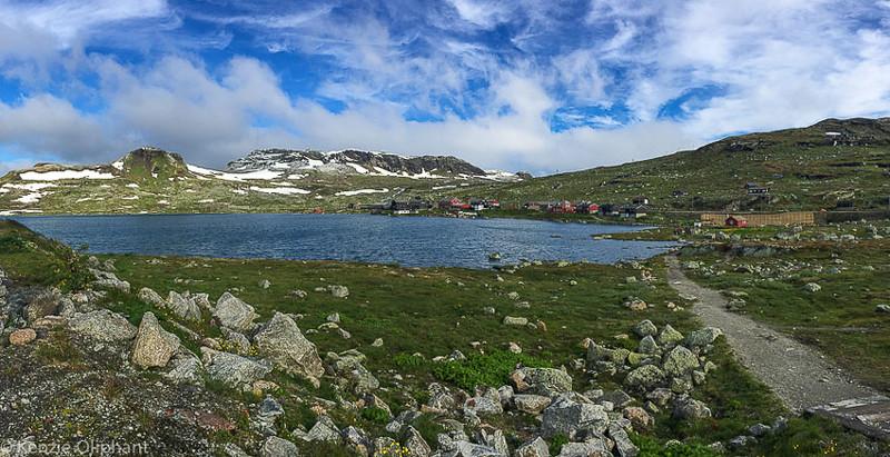 Glacier at Finse