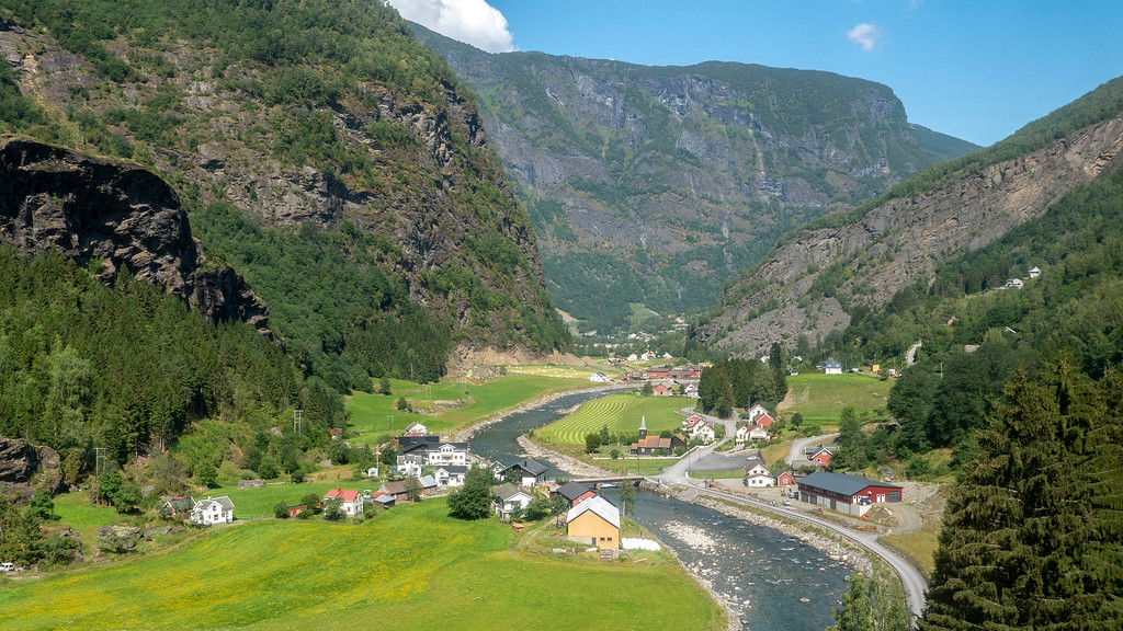 Cruise to Norway with Holland America's Nieuw Statendam - the Flam Railway -  Norwegian Fjords Cruise