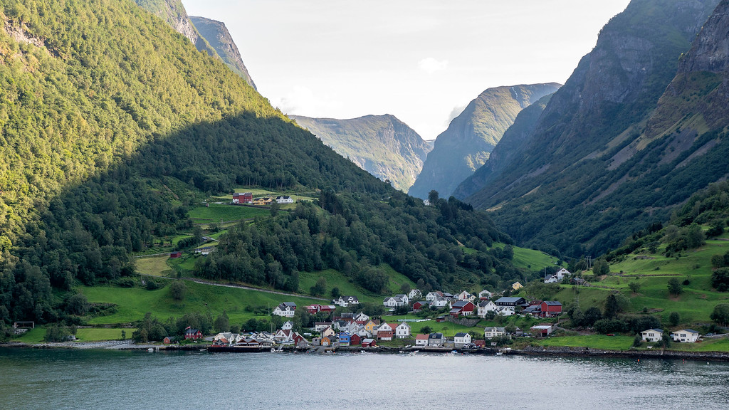 Norwegian Fjords Cruise: Sailing through the fjords of Norway