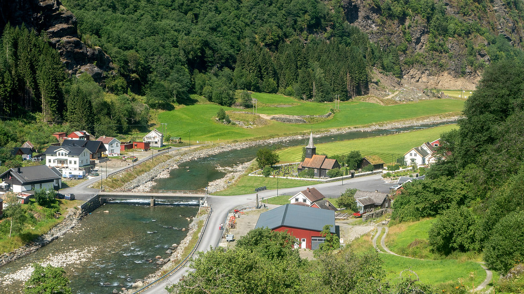 Scenes from the Flam Railway tour - Things to do in Flam
