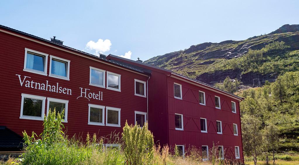 Vatnahalsen Hotel - Flam Railway