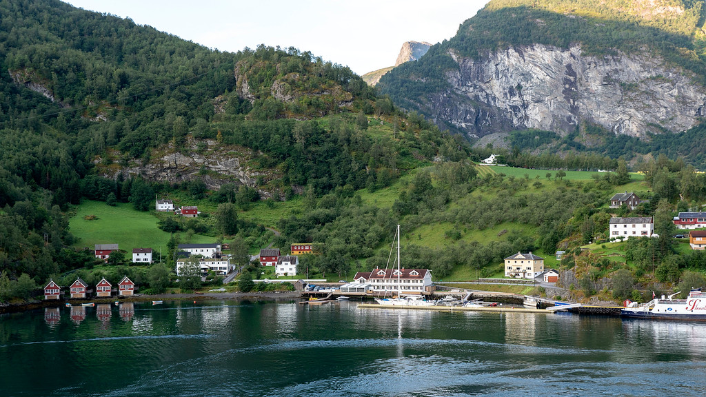 Norwegian Fjords Cruise: Flam Norway