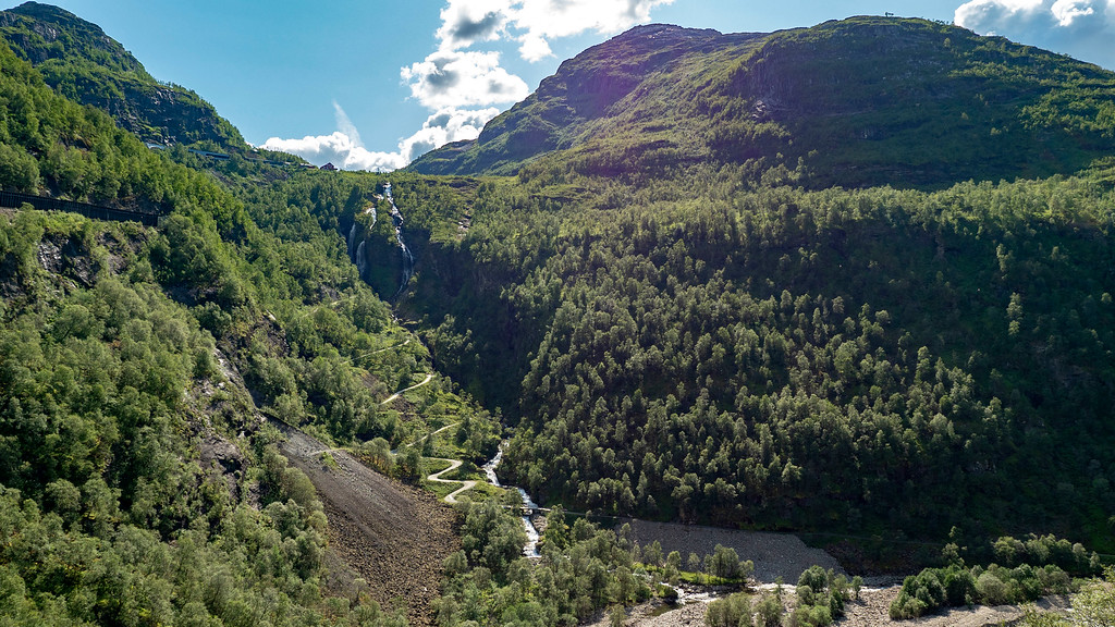 Flam Railway excursion - Scenic views of Norway