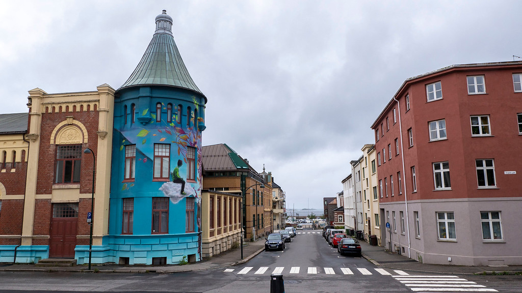 What to do in Kristiansand: Discover street art