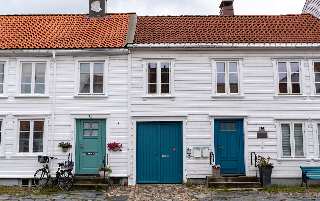 Things to do in Kristiansand: Posebyen historic old town