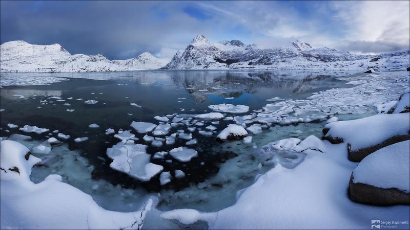 The Ice Lagune | Ледяная лагуна