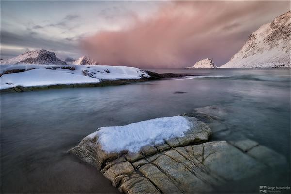 Arctic morning | Арктическим утром