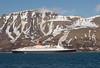 Queen Elisabeth 2, off Longyearbyen, 8 June 2008.