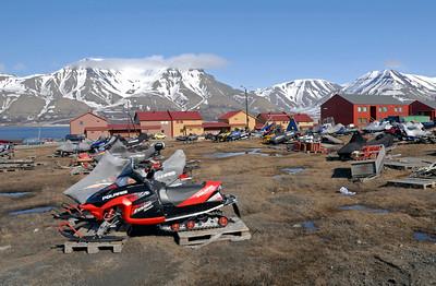 Norway:  Spitsbergen (Svalbard), 2008