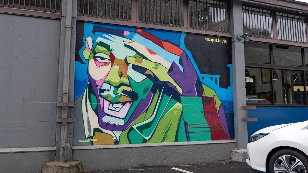 Oslo street art - Oslo murals - Oslo cruise port