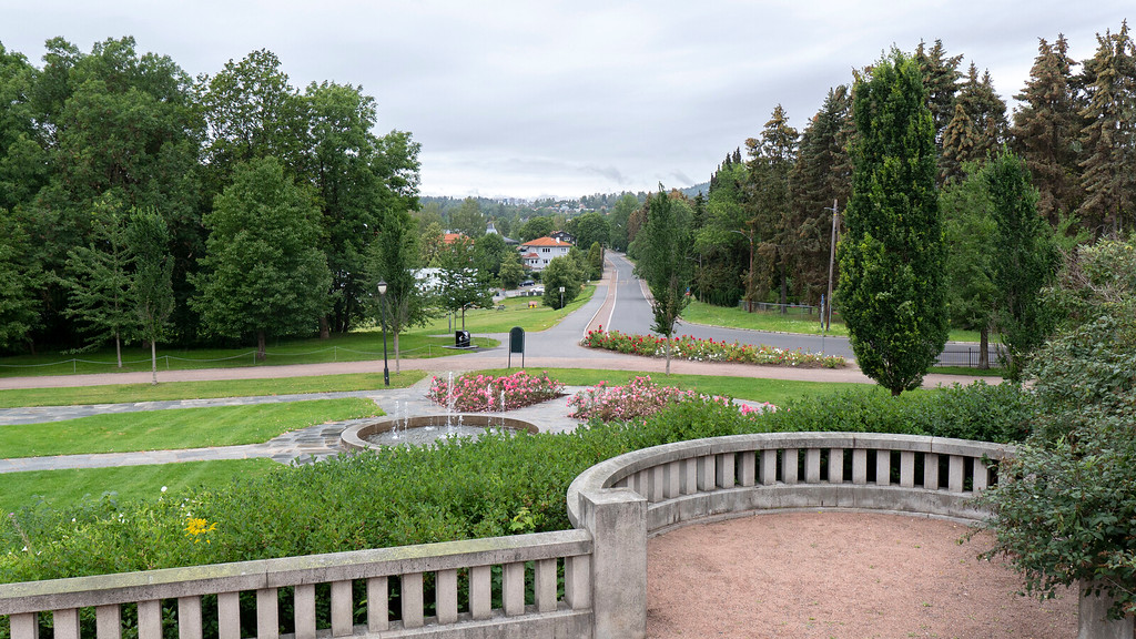 Views of Oslo from Frogner Park - The best things to do in Oslo Norway