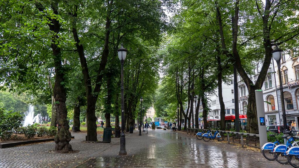 Karl Johans Gate Oslo