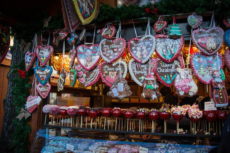 christmas market in oslo norway