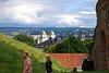 Oslo Castle, City View