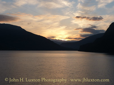 A cruise through Sognefjord and Aurlands Fjord to Flåm on August 06, 2012 on board Fred. Olsen Lines' MS BALMORAL