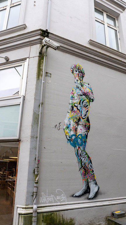 Stavanger street art - Street art in Norway