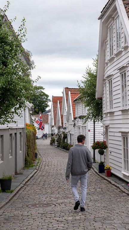 Norwegian Fjords Cruise: Gamle Stavanager