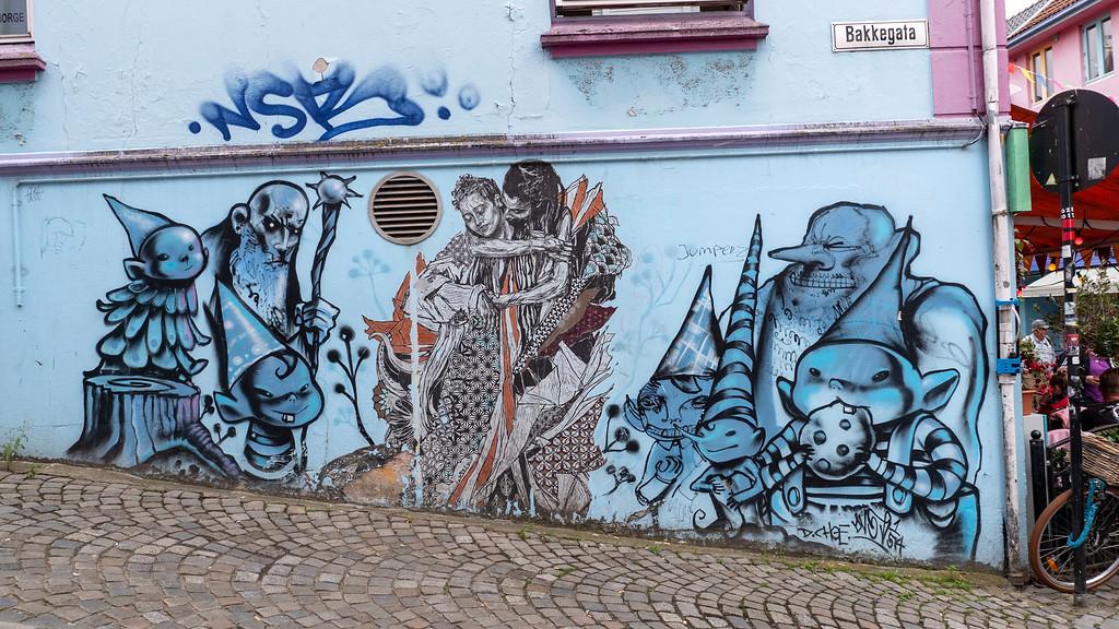 Stavanger Norway Street Art