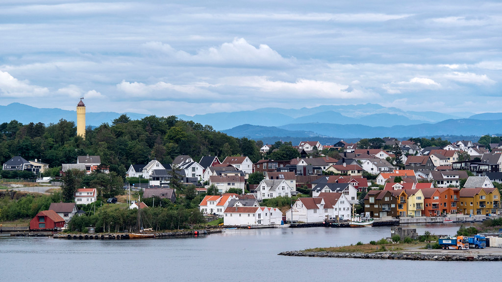 Stavanger Norway from the Nieuw Statendam Cruise Ship - Things to do in Stavanger