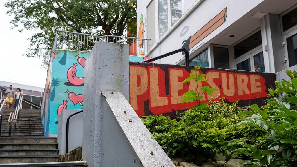 Stavanger street art - Nuart Festival Norway