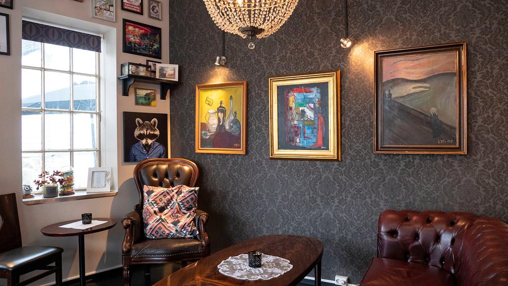 Kafe Go Nok - Stavanger Norway - Coffee shop in Stavanger - Stavanger Cafe