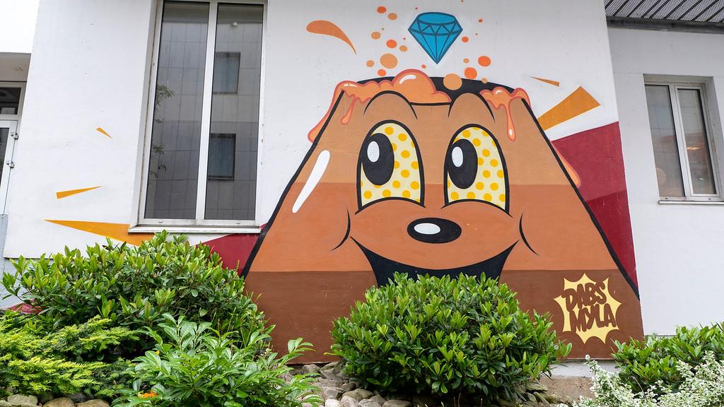 Street art Stavanger - Nuart Stavanger