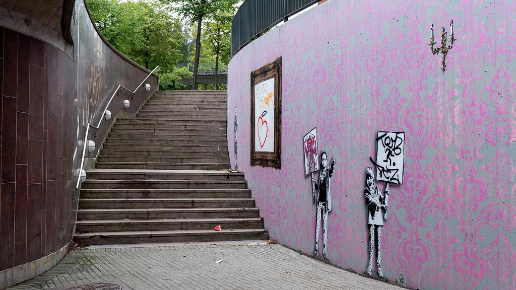 Stavanger street art - Norway street art