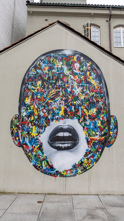 Murals and Stavanger Street Art - Things to do in Stavanger in a Day