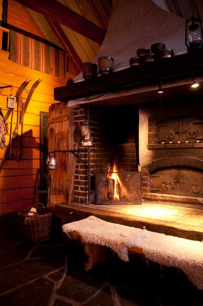 January 27 - Sweet lodge at Byrkjedalstunet