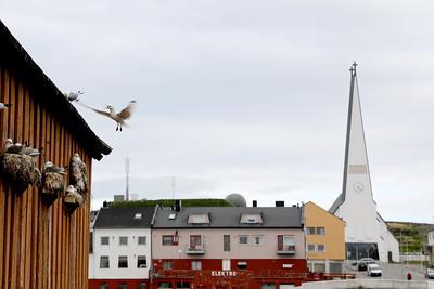 Vardø Kirke, Vardø, Troms og Finnmark, Norway