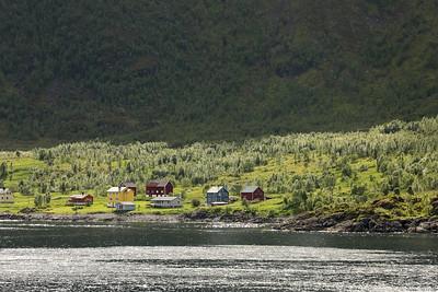 Near Øksfjord, Troms og Finnmark, Norway